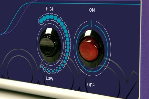 Transiluminadores Translluminator LTB STI Detalhe
