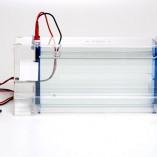 Cuba de eletroforese vertical - MGV 16-33 Frontal