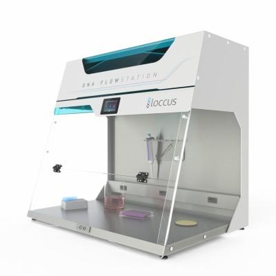 Cabine asséptica para PCR - DNA Flowstation